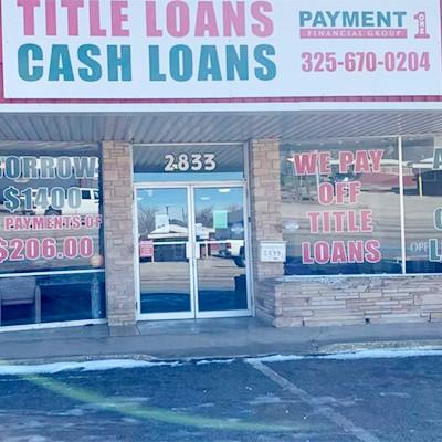 abilene persoal title loan